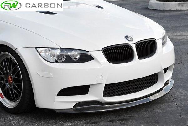 rw-carbon-fiber-front-lip-spoiler-bmw-e90-e92-e93-m3-2