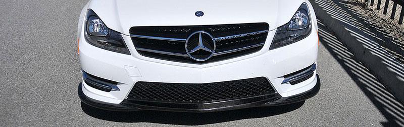 RW-Carbon-Mercedes-Benz-W204-C-Class-Carbon-Fiber-Front-Lip-3