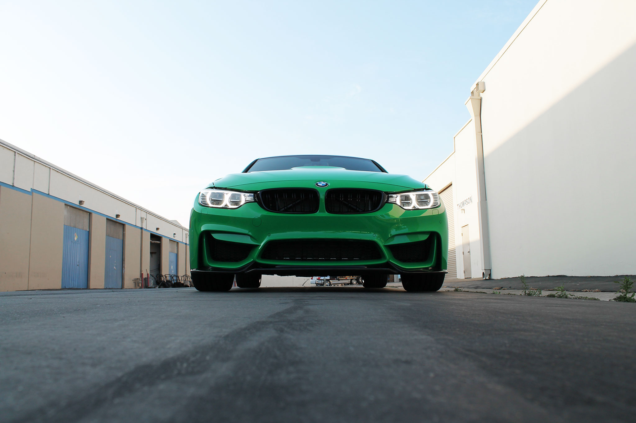 RW-Carbon-BMW-F80-M3-Signal-Green-Photoshoot-4