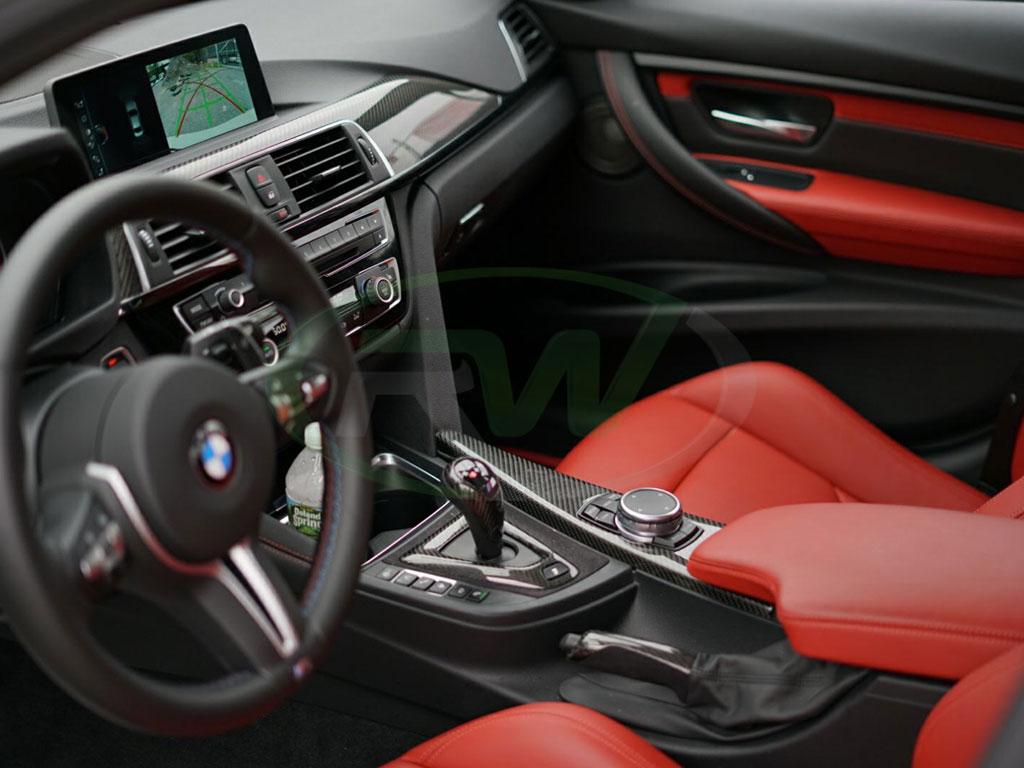 Bmw F80 M3 Gets A Full Rw Carbon Kit Rw Carbon S Blog