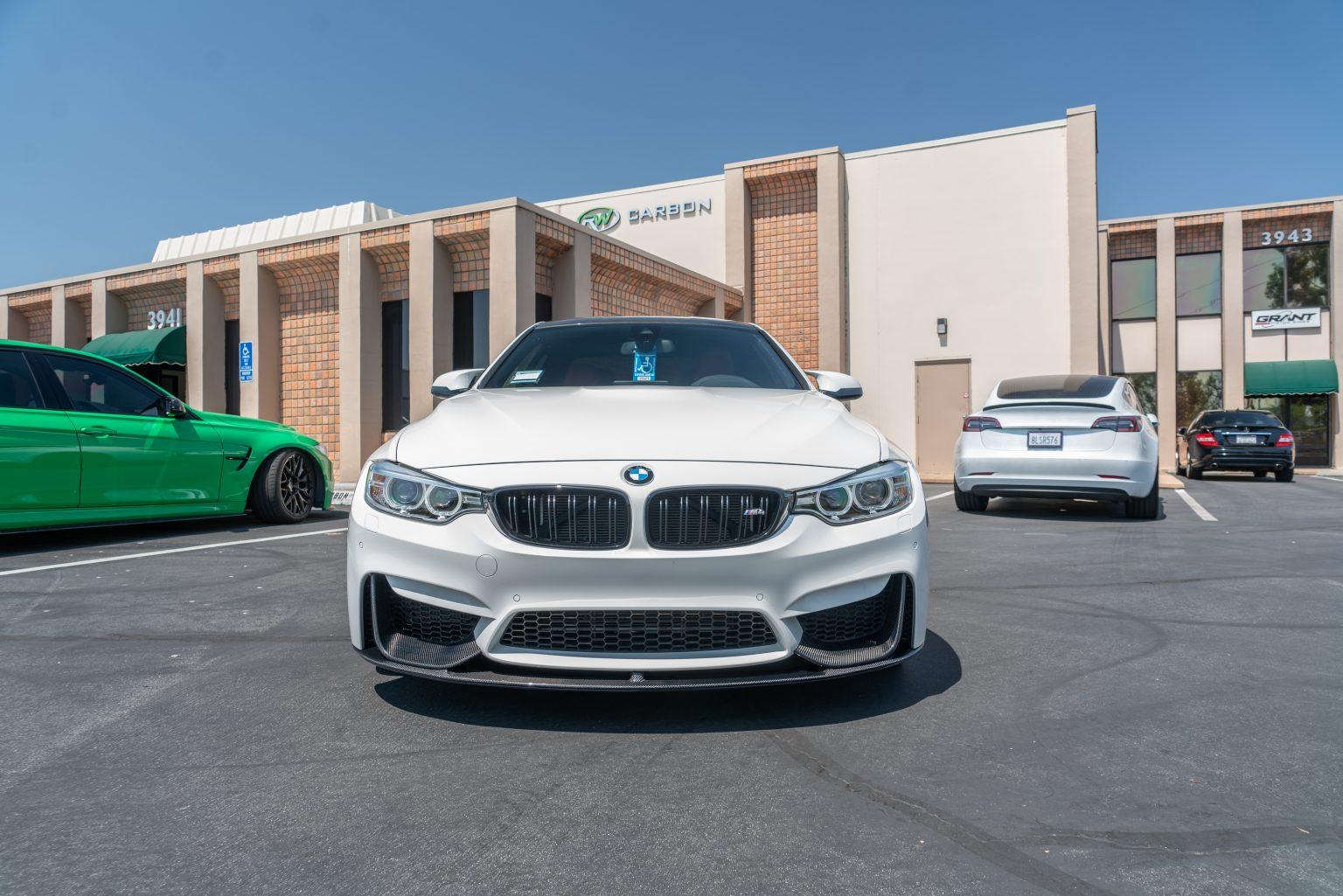 RW Carbon Fiber Overhaul - Mercedes SLS AMG - RW Carbons Blog